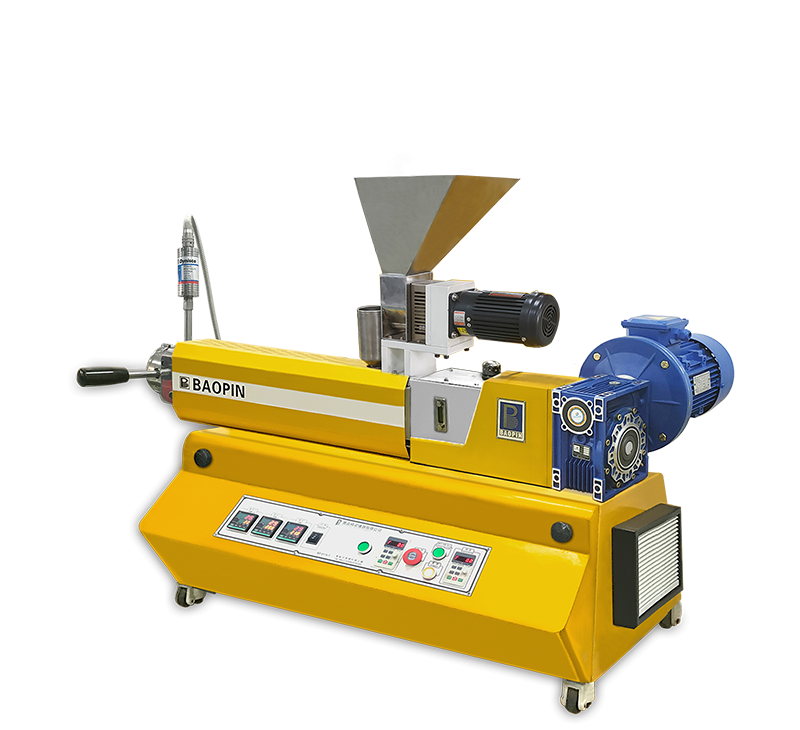 DOUBLE- SCREW EXTRUDER/BENCH-TOP EQUIPMENT TYPE